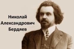 Изображение Николая Александровича Бердяева