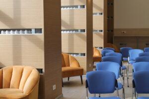 Обновленный читальный зал Владимирской научной библиотеки