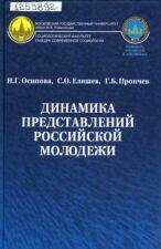 Динамика представлений российской молодежи