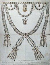 Жанна де Валуа. Ожерелье