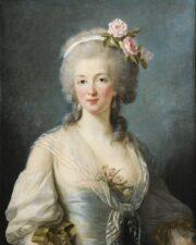 Жанна де Валуа. Портрет Жанны 1
