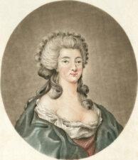 Жанна де Валуа. Портрет Жанны 2