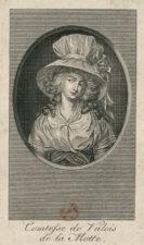 Портрет Жанны 3