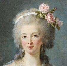 Портрет Жанны 4