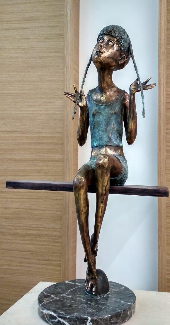 Выставка. Ниргуна скульптор Перт Мавшов