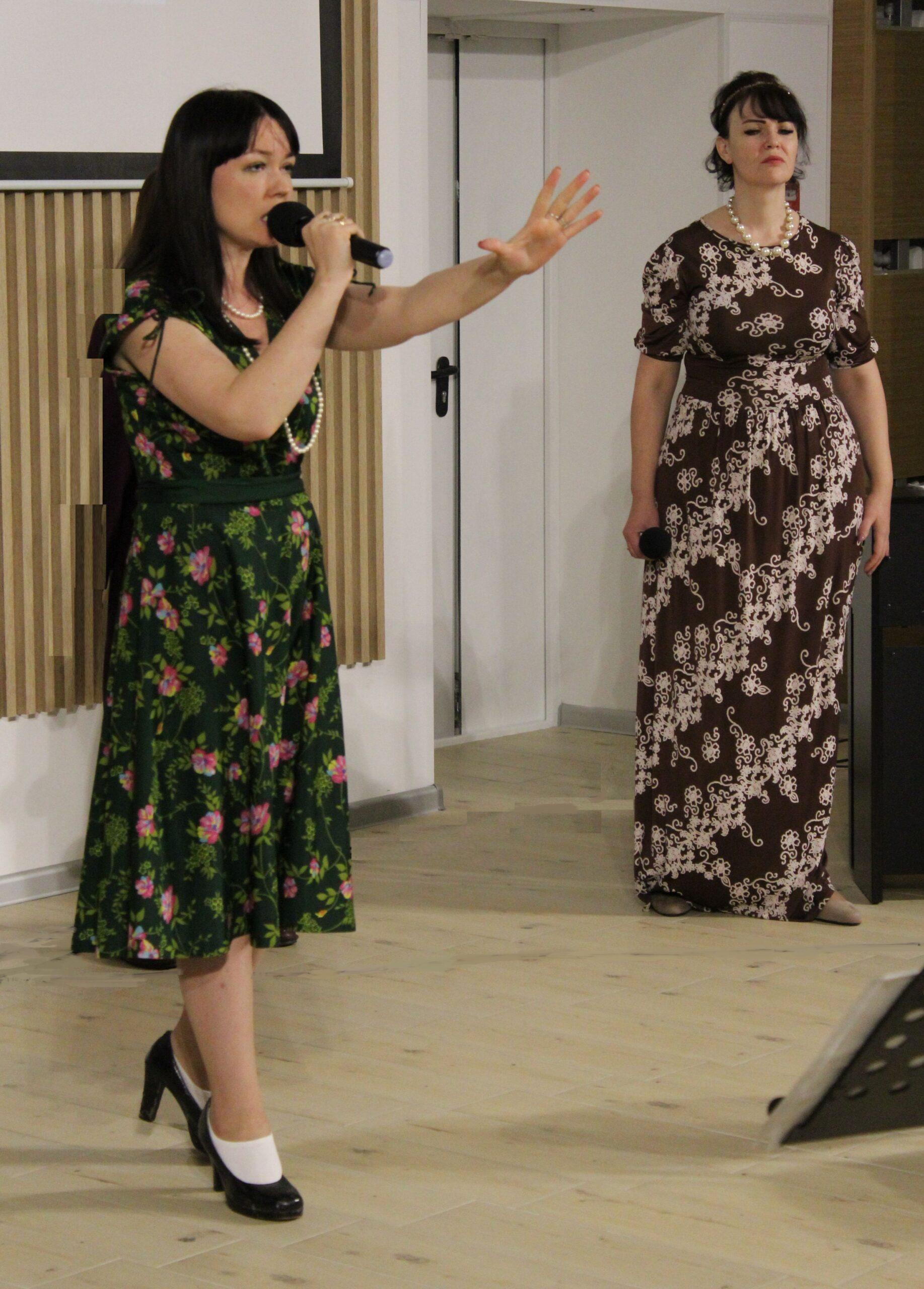 Дария Семина исполняет песню Высоцкого Так случилось – мужчины ушли