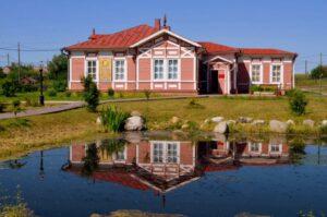 Мемориальный музей Ломоносова