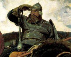 Илья Муромец картина