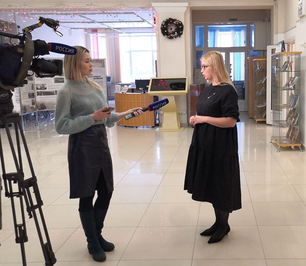 Интервью дает Алиса Бирюкова