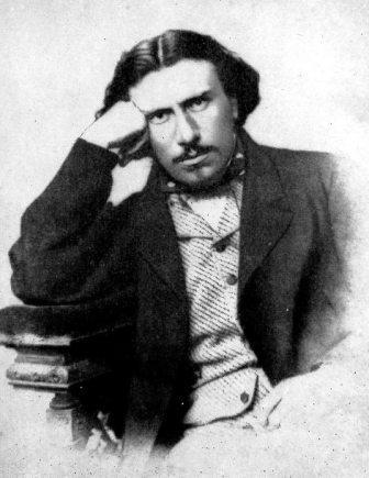 Николай Лесков. 1860 гг.