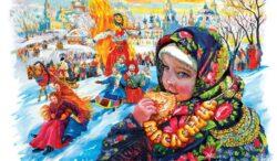 Этнографические беседы. «Встречай Весну - она идёт!». Празднование Масленицы в России