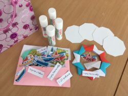 21 февраля. мастер-класс оригами