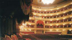 Большой театр. Зрительный зал Большого театра