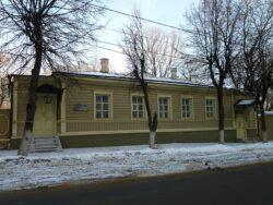 Дом, в котором родился Т. Н. Грановский
