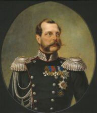 Лавров Н.А. Портрет императора Александра II