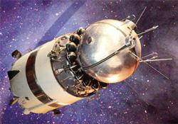 Пилотируемый космический корабль-спутник «Восток»