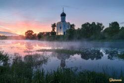 Реки и озера Владимирской области. Фото реки Нерль.