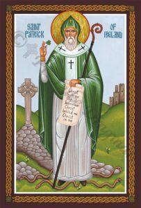 Изображение Святого Патрика