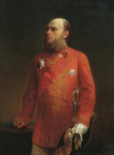 Семёнов-Тян-Шанский Пётр Петрович. 1827-1914 гг.