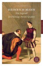 Обложка книги Генриха Манна. принц и подданный