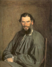 Портрет И. Н. Крамского