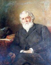 Портрет К. Е. Маковского