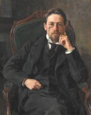 Портрет И. Э. Браза