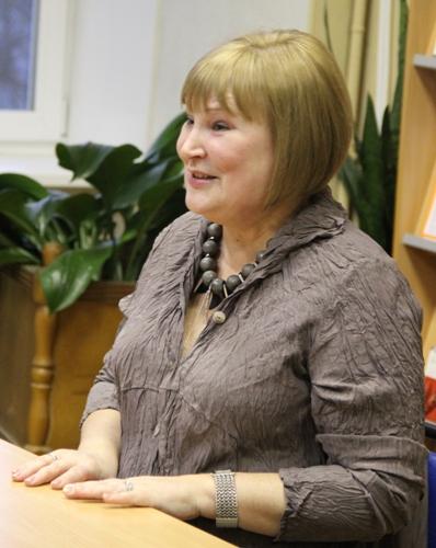 Умерла Татьяна Полякова