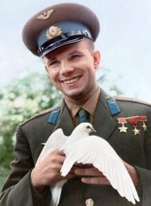 Космос: время первых. Юрий Гагарин