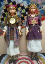 Лики забытых предков. Куклы
