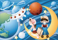Космическое путешествие от студии творческого чтения