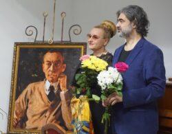 Людмила Трушталевская и Леонид Еремин