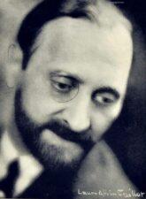 Эдуард Бенедиктус. Французский химик. Портрет