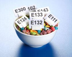 Пищевые добавки в еде