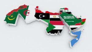 Флаг арабского мира