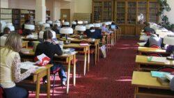 Читальные залы библиотеки открыты