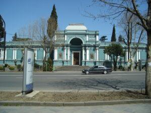 Тбилиси. Национальная картинная галерея Грузии