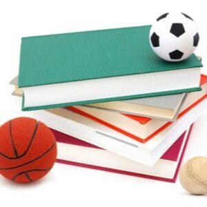 книги и мячи