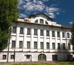 Фото особняк Зворыкиных в Муроме
