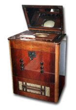 Первый советский телевизор 1930-х гг.