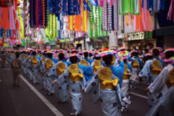 праздник японский Танабата